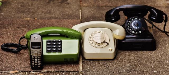 Telefoonnummer identificeren